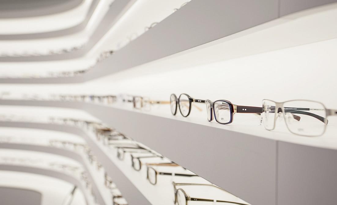 Arredamento negozi ottica arredamento negozio ottica for Negozi di arredamento online