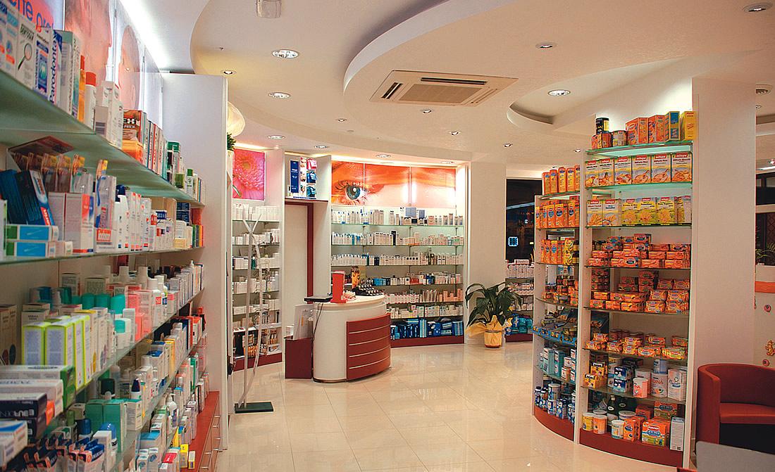 Arredamenti farmacie arredamento farmacie arredamenti per for Arredamenti umbria