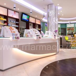 Pharmacy Furniture Italy